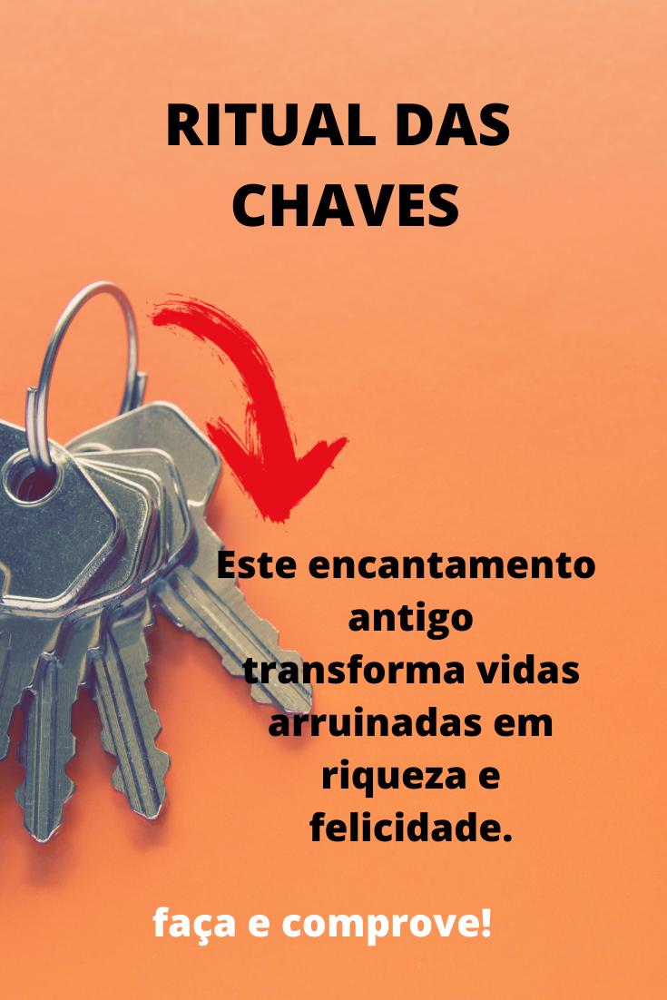 Ritual das 3 chaves