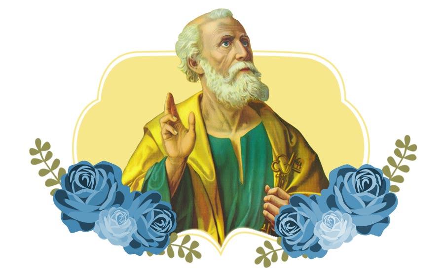 Oração das 3 Chaves de São Pedro