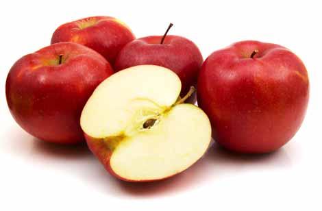 A incrível simpatia da maçã para o amor