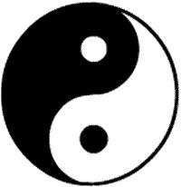 Tratamento de equilibrio yin e yang