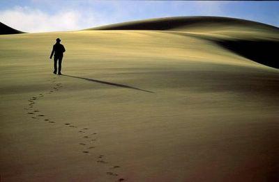 Nossos desertos…