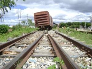 O trem parado é a mensagem de hoje de Paulo Roberto Gaefke