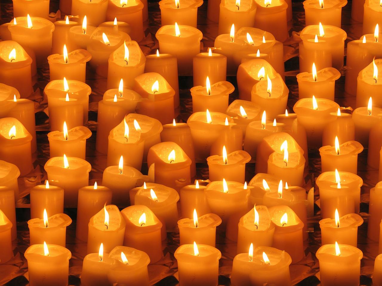 o segredo das velas revelado