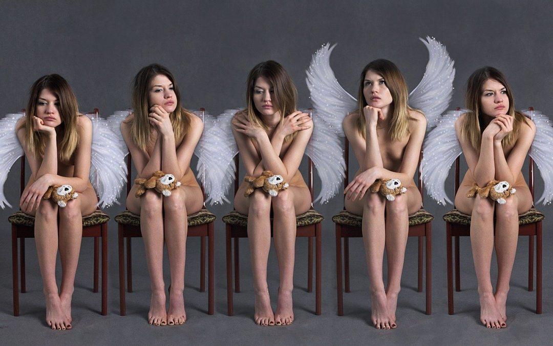 A Força negativa do seu anjo contrário
