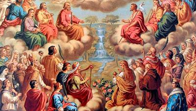 Poderosa Oração a Todos os Santos