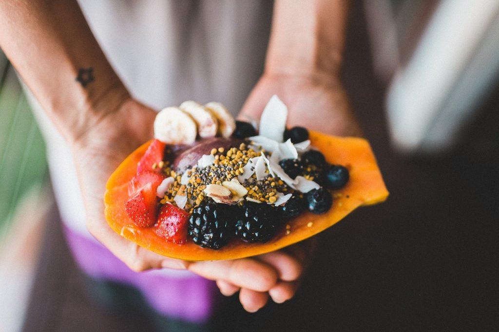 Alimentação contra a ansiedade