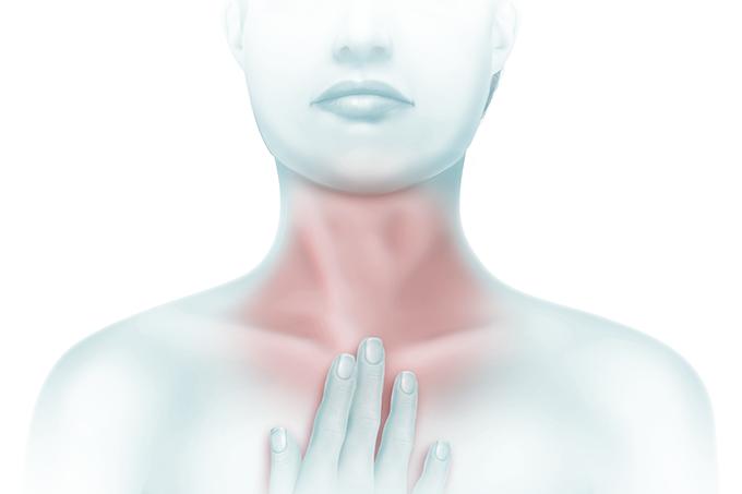 Oracão para Dor de garganta