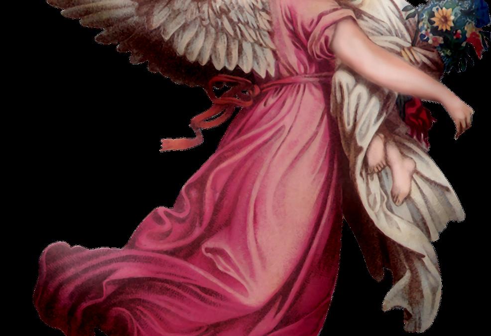 Salmo da Mudança com o Anjo da Guarda