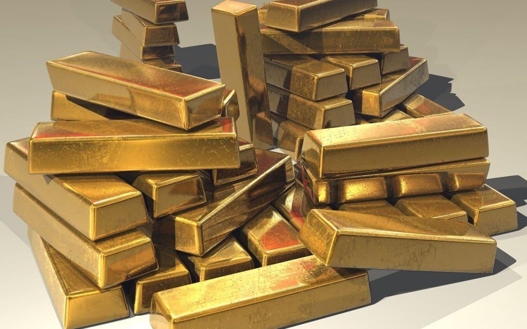Decreto Árabe para ter Ouro