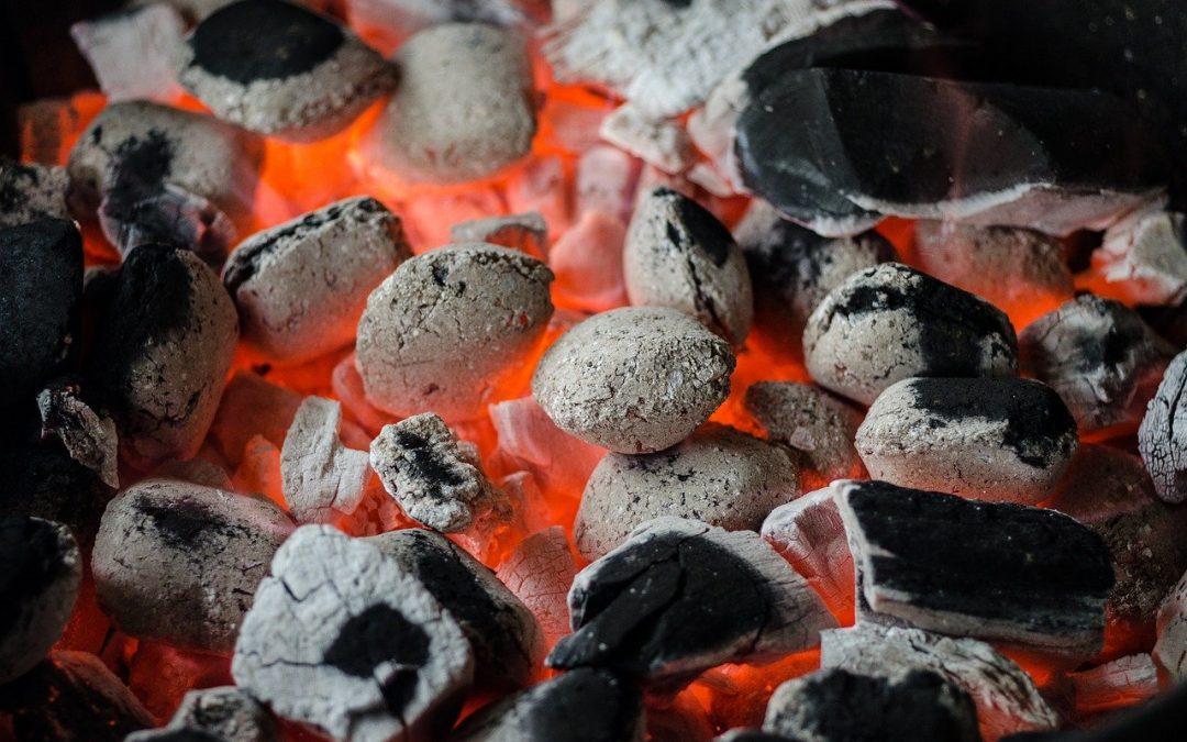 O teste do carvão para energias ruins