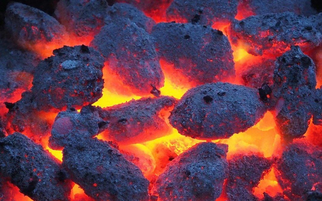 O carvão da Riqueza – Magia do Dinheiro