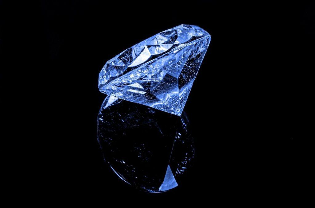 Poderosa Magia para atrair Dinheiro com a Pedra azul